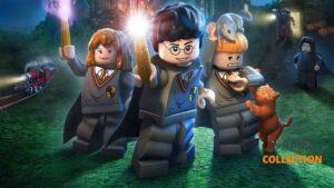 LEGO Harry Potter: Years 1-4 (XBOX360) Б/У