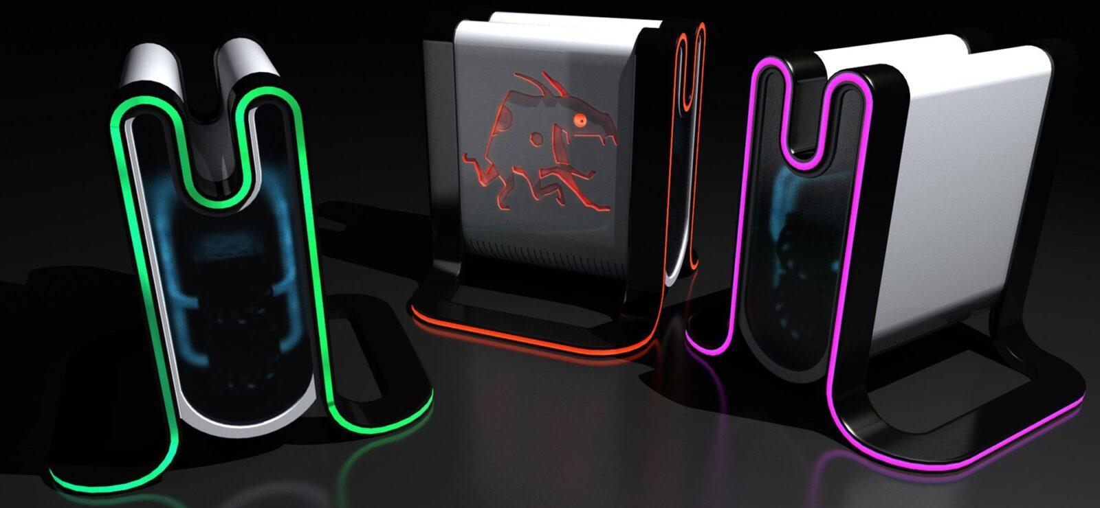 Mad Box – первый взгляд на самую мощную игровую консоль