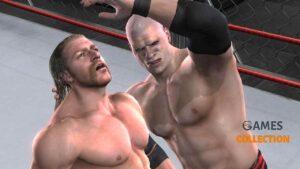 WWE SmackDown vs. Raw 2008 (PS3)