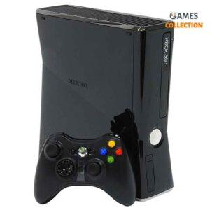 X-Box 360 Slim 4gb LT 3.0 (Б/У)