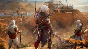 Assassins Creed Origins (Xbox One) Б/У