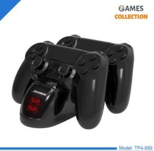 Зарядное устройство DOBE TP4-889 (PS4/slim/PRO)