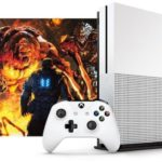 Microsoft Xbox ONE  S 1TB All-Digital edition+Minecraft+Sea of The Theaves+Forza Horizon 3