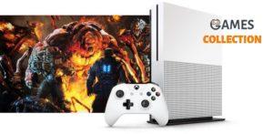 Xbox One Slim 1TB - White Б.У (Xbox One)