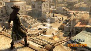 2 в 1 Assassin's Creed 1 + Assassin's Creed 2 (PS3)