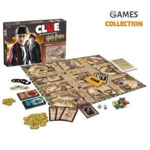 Настольная игра Clue (Harry Potter)