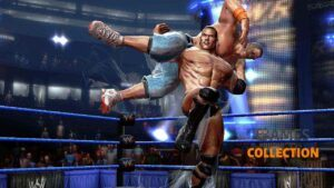 WWE Smackdown vs Raw 2011 (XBOX360) Б/У