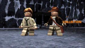 LEGO Indiana Jones: The Original Adventures (PS2) Б/У