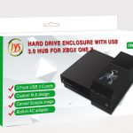 XBOX ONE X - с функцией расширения HUB Конвертер XBOXONEX USB HUB