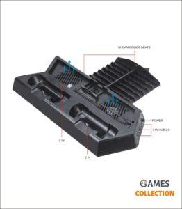 Многофункциональный кронштейн (PS4/PRO/SLIM)