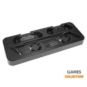 Многофункциональное зарядное устройство PS4