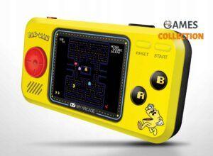 Pacman Pocket Player