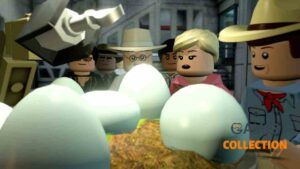 Lego: Jurassic World (PS4)