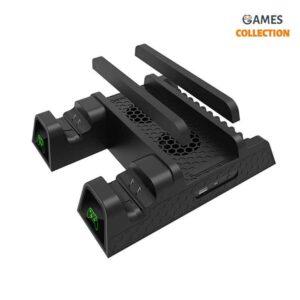 DOBE Xbox ONE X/S Зарядное устройство/подставка (TYX-18122)