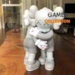 KAWS Together Companion White grey 28 СМ