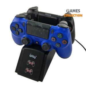 Зарядное устройство со светодиодным дисплеем (PS4)