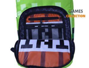 Minecraft Рюкзак