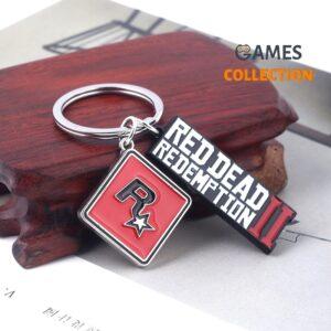 Red Dead Redemption 2v1 (Брелок)