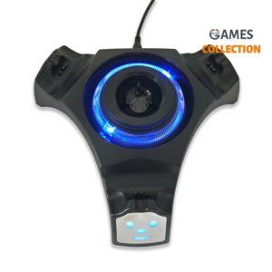 Зарядная станция для 3 контролеров PS4