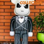 Bearbrick Jack Skellington 1000% (70см)