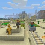 Minecraft Лицензия (XBOX360) Б/У