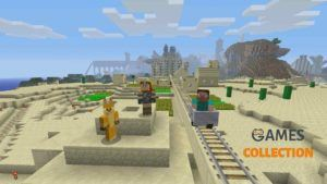 Minecraft (XBOX360)
