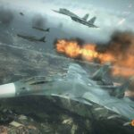 Ace Combat 6: Fires of Liberation (XBOX360) Б/у