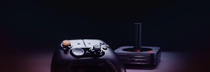 Atari VCS ретро-консоль