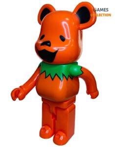 Bearbrick Halloween (Оранжевый) Фигурка 1000% (70см)