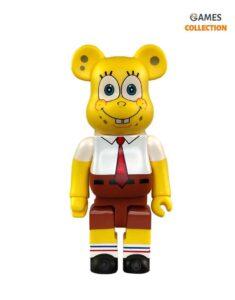 Bearbrick SpongeBob SquarePants 400% (28 см)