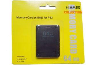 PS2 Карта памяти 64Mb