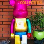 Bearbrick Multi Color Foil XXV 1000% (70см)
