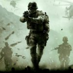 CALL OF DUTY MODERN WARFARE REMASTERED RUSSOUND (PS4)