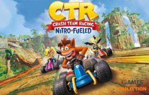 Crash Team Racing Nitro-Fueled на вершине топ-10