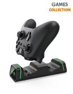 DOBE TYX-19058 Док-станция Xbox One / X / S, Зарядное устройство для контроллера Xbox One, Зарядная станция для Икс Бокс Ван, Charging Dock for Xbox One Controller