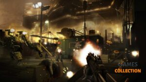 Deus Ex: Human Revolution (XBOX360)