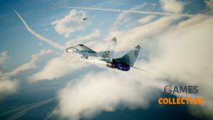 Ace Combat 7 SKIES UNKNOWN COLLECTORS EDITION (PS4)