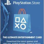 Playstation network 100 usd (USA) Карта оплаты