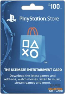 PLAYSTATION NETWORK 100 USD