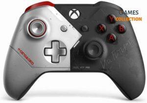 Microsoft Xbox One Wireless Controller Cyberpunk 2077