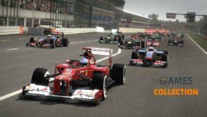 Formula One 2011 (PS3)