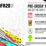 FIFA 20 Champions Edition (Xbox One)