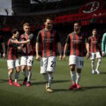 FIFA 21 (Русская версия) (PS4) Б/У