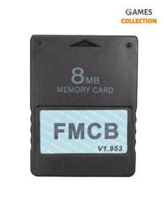 FMCB v1.953 8 mb (PS2)