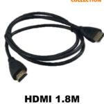 Кабель Hdmi To Hdmi (1.4V) 1.8 M,