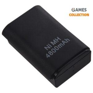 Батарея 4800mAh для джойстика Xbox 360