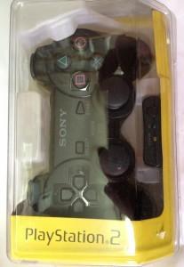 Джойстик PS2 беспроводный фирменный