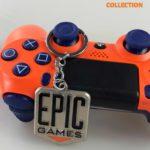 Fortnite Epic games (Брелок)