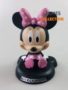 Mickey Mouse Розовый бантик Cars (Фигурка)