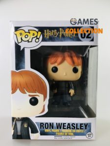 POP Ron Weasley Harry Potter